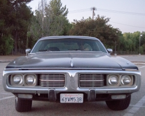 Charger Front View